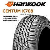 限定 【4本セット】 155/65R14 75S HANKOOK(ハンコック) CENTUM K708 (センタム ケーナナマルハチ) 新品ノーマル(普通)タイヤ * ハンドリング性能と安全性能も兼ね備えたトータルバランスタイヤ *