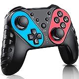 Switch コントローラー Saitake 任天堂switchに対応 スイッチ コントローラー 無線BEBONCOOL pro コントローラー Nintendo switch に適用 TURBO機能付きジャイロ switch プロコン