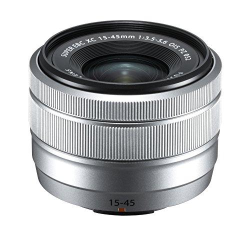 FUJIFILM 交換レンズXC15-45mmシルバー XC15-45MMF3.5-5.6OIS PZ S