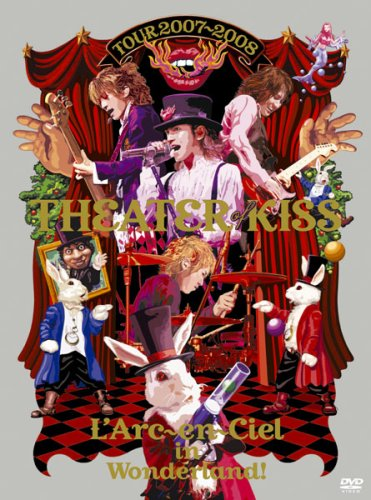 TOUR 2007-2008 THEATER OF KISS [DVD]の詳細を見る