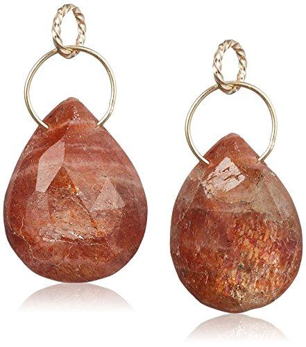 [해외][아 갓트] agete K10 피어스 참 1018111700431999/[Agatto] agete K10 earrings charm 1018111700431999