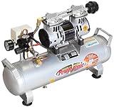 Power sonic(パワーソニック) オイルレス静音コンプレッサ ROL-12AS