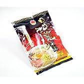 【ネット限定】とんこつ熊本ラーメン 半生ロン龍ラーメン 1人前10入 ノンフライ麺
