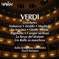 Verdi;Overtures