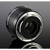 Lankdeals YONGNUO YN-2.0X II 2×Teleconverter Multi Coating Automatic focus EF Conversion Lens for Canon EOS EF Lens