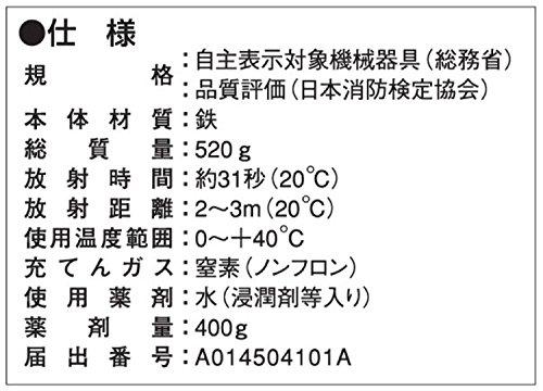 直撃消火 AE-400 7枚目のサムネイル