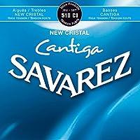 SAVAREZ サバレス クラシックギター弦 カンティーガ 510CJ     SET