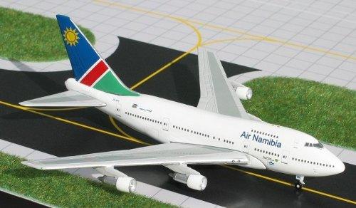 1: 400 ジェミニジェット Air Namibia ボーイング 747SP (並行輸入)