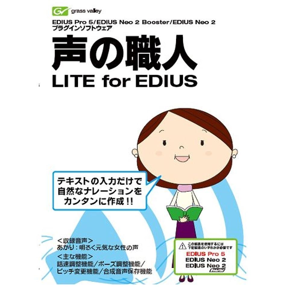 バングラデシュ安西予知声の職人 LITE for EDIUS