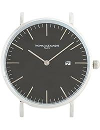 [Thomas Alexandre]フランス ソーラー ミニマルウォッチ メンズ/レディース/ユニセックス 腕時計