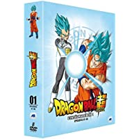 ドラゴンボール超 TV版 コンプリート DVD-BOX1 (1-46話, 1150分) DRAGON BALL SUPER 鳥山明 アニメ