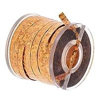 B Baosity ティンセル ライン フライタイ フラッシュテープ 光反射 ルアー作り 輝く 183m