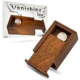 [マジック メーカー]Magic Makers The Magic Wood Vanish Box Vanish Rings, Coins and Other Small Items 0332 [並行輸入品]