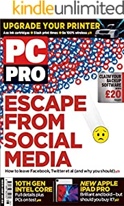 PC Pro - Escape from Social Media (English Edition)