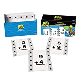 Educational Insights 2755 Hot Dots Math Flash Cards - Addition