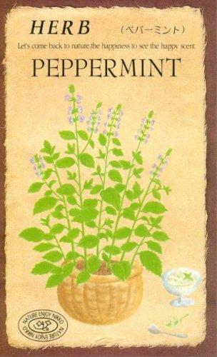 【種子】ペパーミント [0803] / 日光種苗