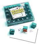 ラーニング リソーシズ  Jumbo Teacher Stamps 英語教材 先生スタンプ ご褒美 ジャンボスタンプセット 教師用 30個セット