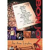 ライヴ・フロム・ロンドン -ウェンブリー・スタジアム 1995- [DVD]