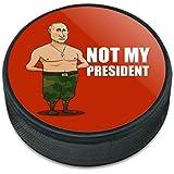 プーチン大統領ではないアイスホッケーパック