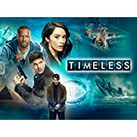 TIMELESS タイムレス シーズン1 (吹替版)