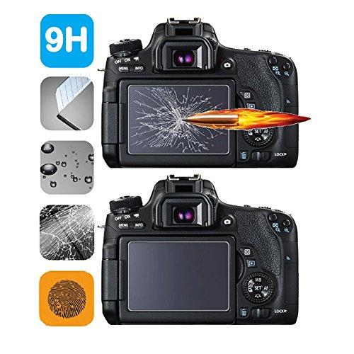 Nikon D7100 D7200 LCD 強化ガラス スク...