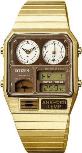 [シチズン]CITIZEN 腕時計 アナデジテンプ JG2092-51W7 メンズ