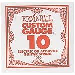【正規品】 Ernie Ball バラ弦 10 ゲージ 6本セット #1010