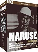 Naruse Vol.1: Repast (邦題: めし 1951), Sound Of The Mountain (山の音 1954), Flowing (流れる 1956)