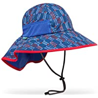 Sunday Afternoons Kids Play Hat, Blue Arrow, Large