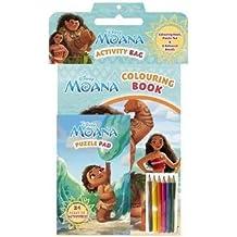 Disney Moana: Activity Bag