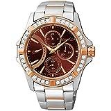 【SEIKO】セイコー LORD ロード マルチファンクション スワロフスキー 腕時計 レディース SRLZ88P1 [並行輸入品]