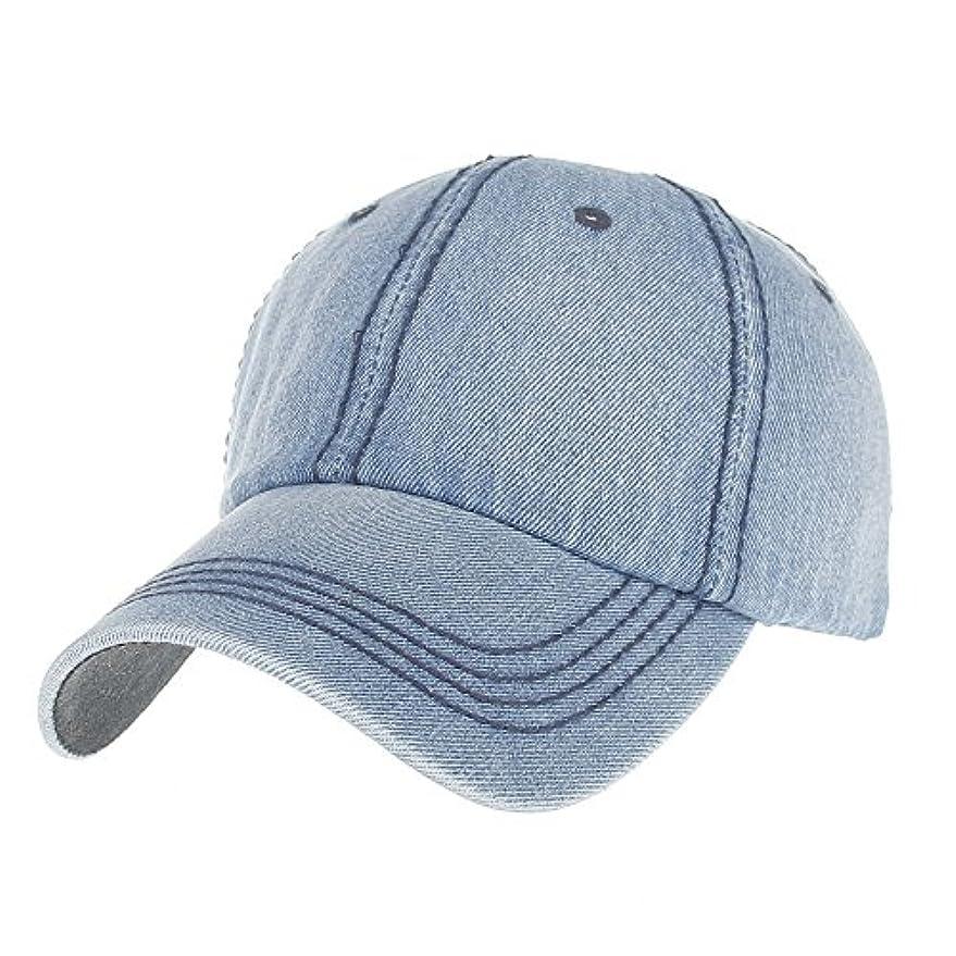 めったにスコア限りAlwlj 春と秋の潮ファッションカウボーイ屋外野球帽ライト