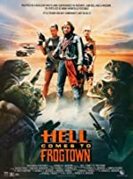Hell Comes to Frogtown Roddy Piper映画ポスター24x 36