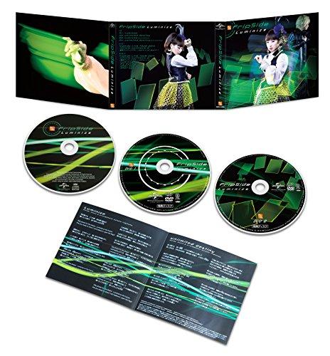 Luminize (初回限定盤A CD+DVD)TVアニメ(フューチャーカード バディファイト ハンドレッド)OPテーマの詳細を見る
