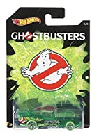 2016 Ghostbusters Set Number 8 of 8 ( 8/8) Power Rocket Hot Wheels Featuring No Ghosts Logo