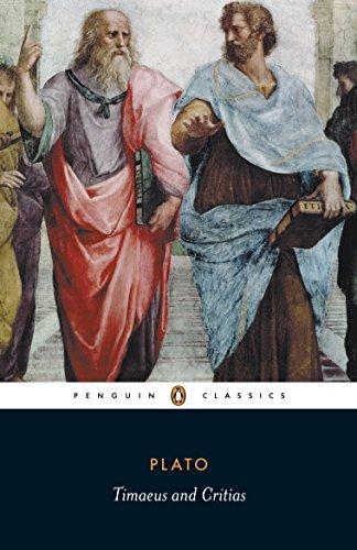 Download Timaeus and Critias (Penguin Classics) 0140455043