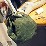TODAYFUL トゥデイフル Quilting Purse Bag キルティングパースバッグ 11811011 KHAKI FREE
