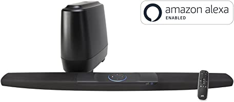 Polk Audio AM9644-A Polk Command Soundbar Speakers, Black