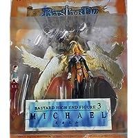 BASTARD~暗黒の破壊神~ ARTFX ミカエル PVC製アクションフィギュア