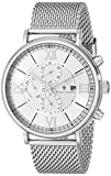 Christian Van Sant Men 's cv1120Somptueuse Analog Display Automatic Self Wind Silver Watch
