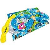 ACHICOO 釣りゲーム 水遊び トラック 磁気 玩具セット 子供 屋内