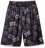 [コンバース] 子供用 ミニバス パンツ ジュニア プラクティスパンツ ポケット付 吸汗 速乾 130-160cm対応 CB492802 キッズ ブラック/ホワイト 日本 150 (日本サイズ150 相当)