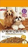 いぬのしあわせ 小粒 11歳以上 高齢犬用 1.3kg(小分け4パック入/袋)