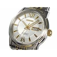 シチズン CITIZEN 腕時計 自動巻き 日本製 メンズ NH8331-53A[逆輸入]