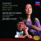 モーツァルト:ピアノ協奏曲第20番&24番