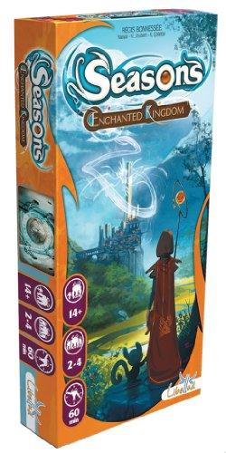 十二季節の魔法使い:魅の国 (Seasons: Enchanted Kingdom)