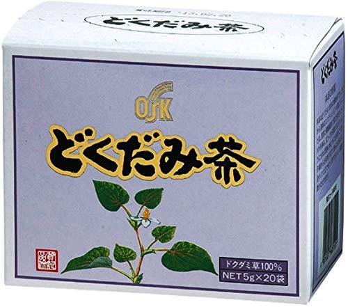 小谷穀粉 OSK どくだみ茶 5g×20袋 [5101]