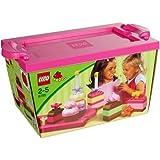 レゴ (LEGO) デュプロ ピンクのケーキブロックセット 6785