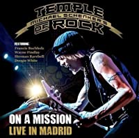 Live in Madrid by MICHAEL TEMPLE OF ROCK SCHENKER (2016-03-23)