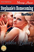 Stephanie's Homecoming (Men of Kinsey, Siren Publishing Menage Amour)